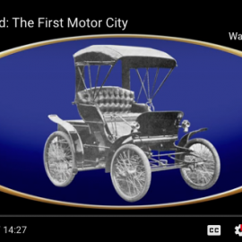Cleveland: the First Motor City